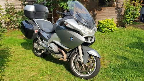 Vends BMW 1200RT toute équipée / 127000km / 2006/ proche Poissy