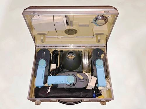 Vends valise 3flashs monobloc Boncolor Impact 413X 300j