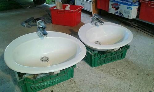 Vends vasque(s) avec mitigeur