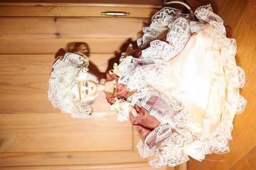 Vends veilleuse poupée vintage (avec ampoule neuve)