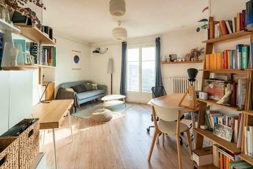 Vends 42m², 1chambre Quartier Signac - Montreuil (93)