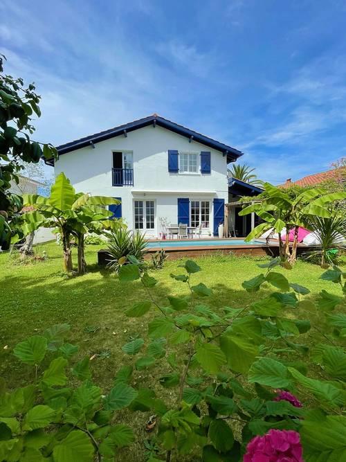 Vends Villa à Biarritz 186m² 4chambres