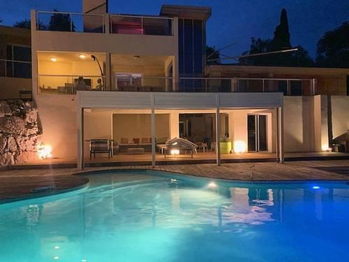 Vends villa contemporaine - 6chambres - 350m² - Nice (06)