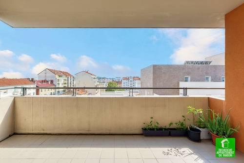 Vends appartement T4- Balcon Garage - 78m² - Villeurbanne (69)