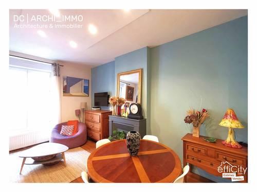 Vends appartement Villeurbanne | Republique-Tolstoi | 2pièces / 1chambres / 44.47m²