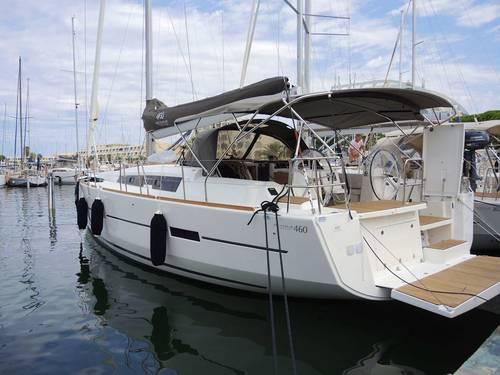 Vends voilier DUFOUR 460basé à Port Camargue