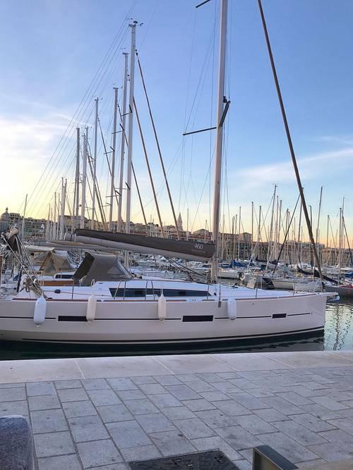 Vends voilier Dufour 460GL basé à Marseille - 2017
