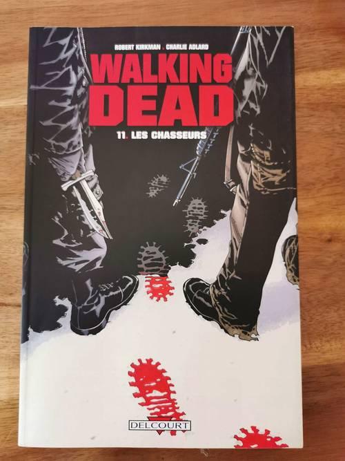 Vends BD Walking Dead - tomes 1à 11