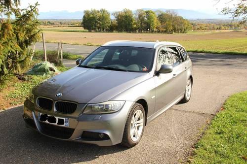 Vends BMW 320D XDrive Touring E91, 2012, 185000km