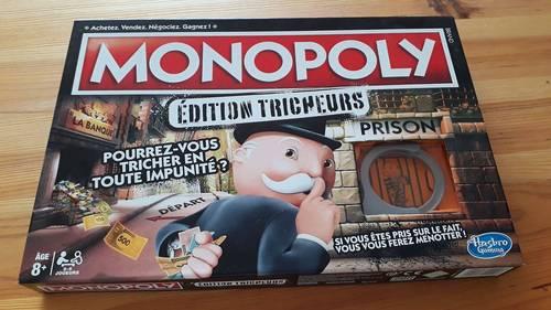 Vends Monopoly très bon état