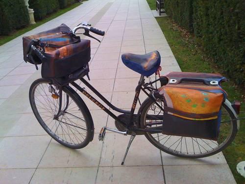Vente d'accessoires surcyclés disponible de suite