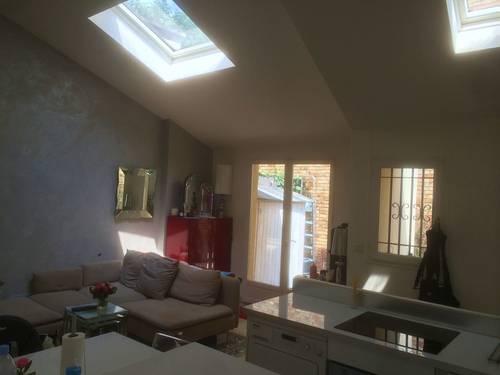 Vends immobilier bois colombe Bécon - 1chambre, 58m²
