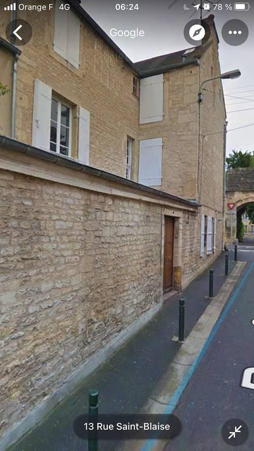 Vends maison centre historique de Caen - 200m² 4chambres