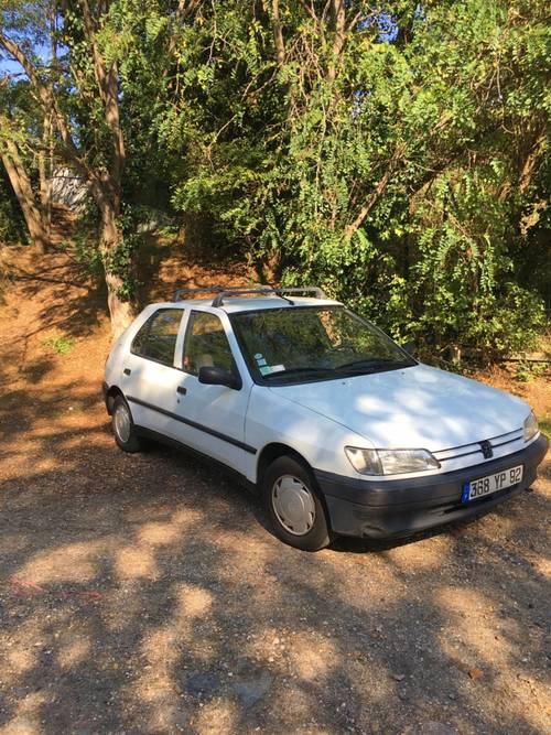 Vente Peugeot 306de 1993excellent etat - 169600km