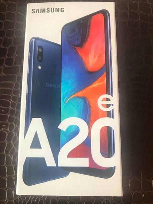 Vente d'un smartphone Samsung neuf