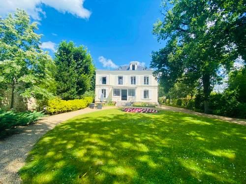 Vends Le Vésinet centre, Villa 6chambres - 272m²