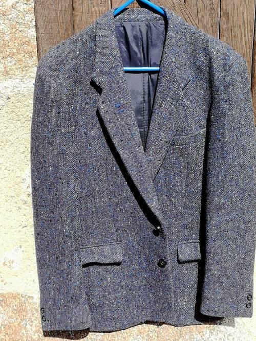 Veste Cacharel en laine chinéetaille 48/50