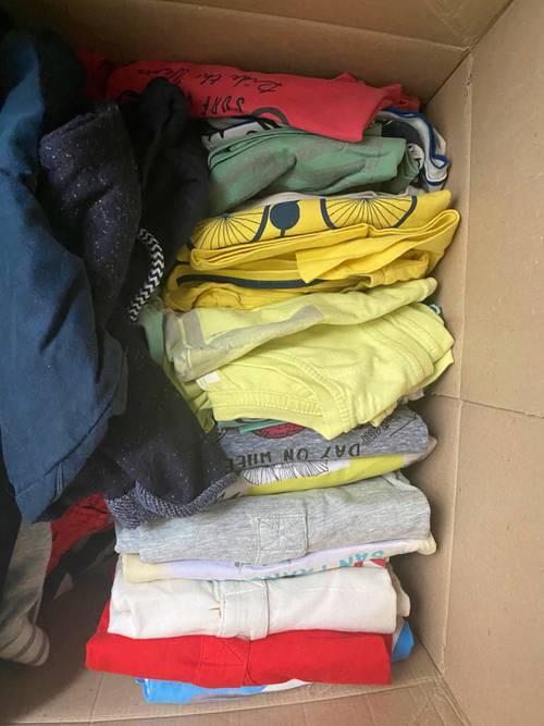 Lot vêtements garçon 12ans