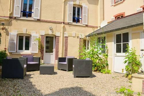 Loue villa accolée au Grand Hôtel - 6couchages - Cabourg (14)