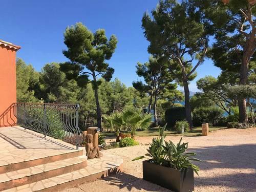 Loue Villa Bandol (83) front de mer, vue panoramique mer, 4couchages