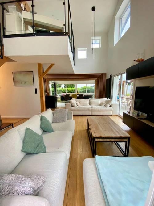 Loue Villa Clara -Vivre Dedans / Dehors - 8couchages, Anglet (64)