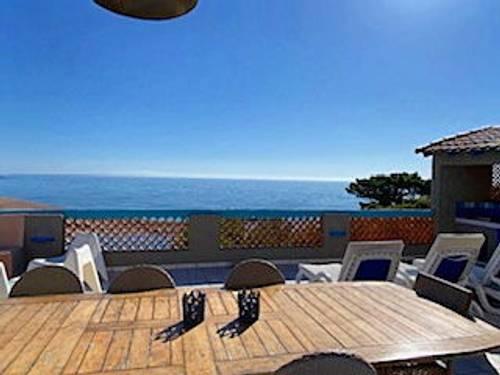 Loue villa en Corse du sud (20) à 30m de la plage pour 10/11pers