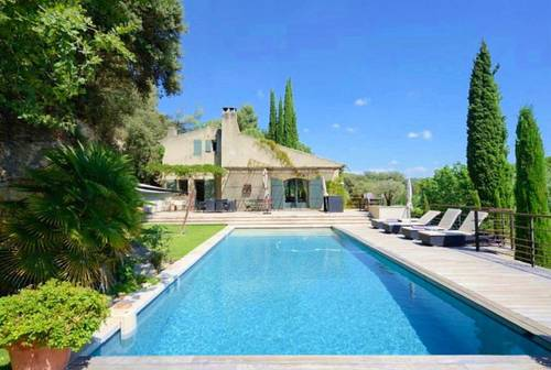 Villa exclusive à Lourmarin pour 14avec 6chambres et 6salles de bain - Lourmarin (84)