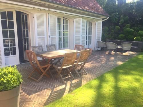 Loue villa avec grand jardin au Touquet, 12couchages