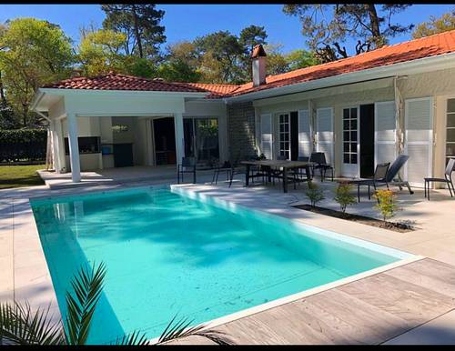 Loue villa, golf, 5chambres · 10couchages, Hossegor (40)