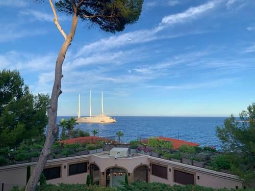 Villa à louer au Cap d'Antibes 200m² 5chambres