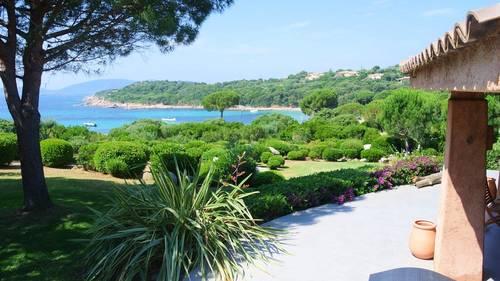 Loue villa les pieds dans l'eau - Corse du sud à Porto-Vecchio - 5chambres - 10couchages