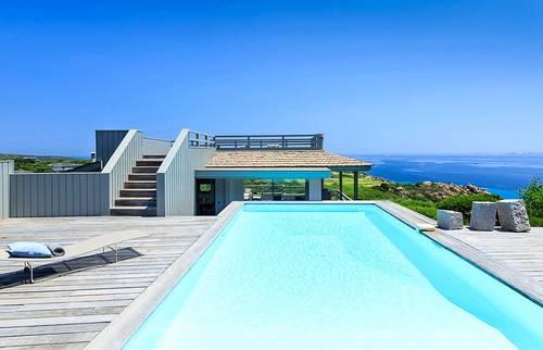 Propose Villa prestige Domaine de Sperone bonifacio - 5chambres 10couchages