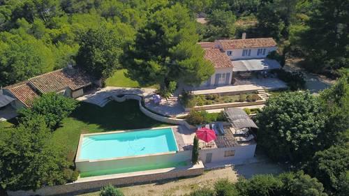 Loue villa provençale - Rognes (13) - 6chambres – 12couchages