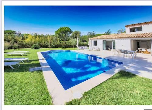 Loue Villa saint Tropez (83) - 4Suites/sdb piscine proche plage Canoubiers - 250m² - 10couchages