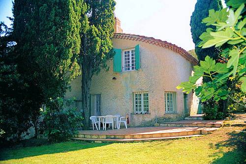 Loue villa à Sainte-Maxime (83) proche plage 4couchages