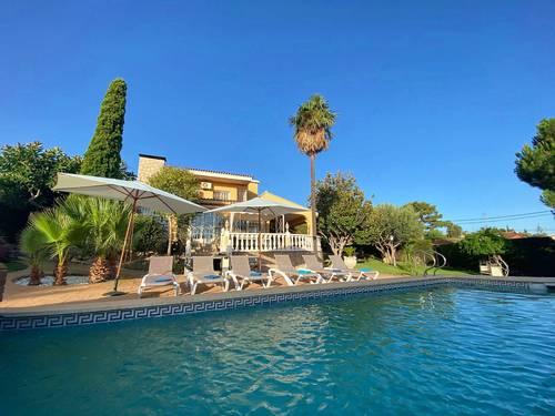 Loue villa à Valencia Espagne avec piscine 10couchages