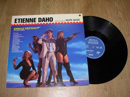 Vinyl maxi 45t epaule tatoo