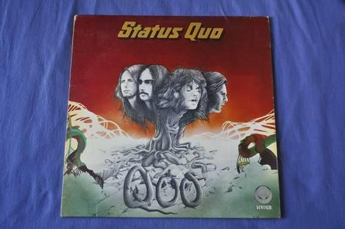 Vinyl 33t status quo