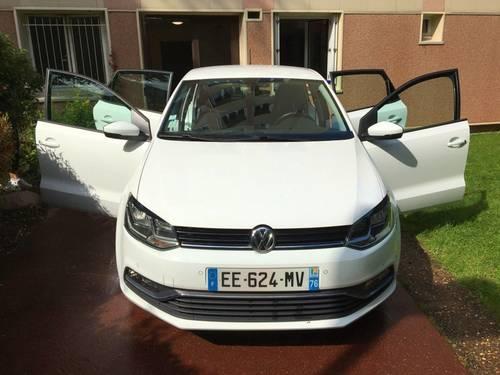 Volkswagen Polo série limitée Allstar - 74881km - 2016