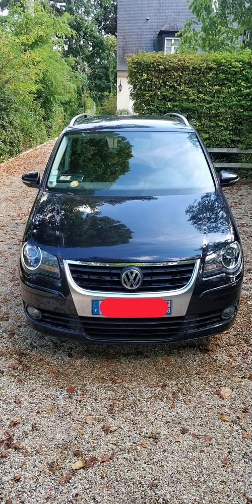 Volkswagen Touran 7places 96000km - 2010