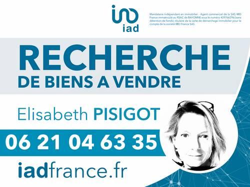 Votre conseillère en immobilier IAD de Pau à Biarritz de Vous à Moi