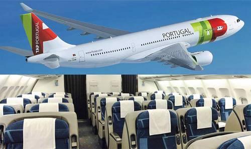 Propose vouchers TAP Air Portugal pour billets d'avion