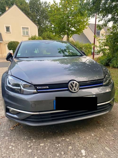 Vends Volkswagen Golf VII 1.5tsi EVO 130ch  IQ.Drive  DSGo6d-T - 2019, 37000km