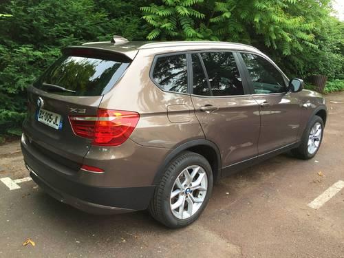 BMW X3xDrive Diesel Pack Luxe - 2011- 87000km