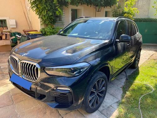Vends BMW X5xDrive30d 265ch - jan 2020+ entretien 06/26+ garantie