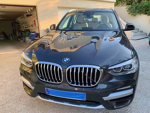 Vends BMW X3Xline 2.0d 190ch - 2018, 51600km
